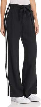 Bella Dahl Belted Side-Stripe Pants