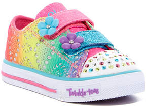Skechers Shuffles Lil' Rainbow Light-Up Sneaker (Toddler & Little Kid)