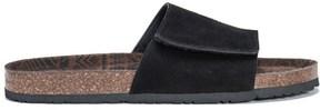 Muk Luks Men's Jackson Footbed Slide Sandal