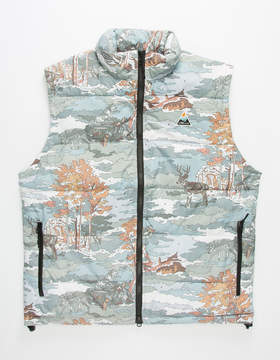 Lrg Mountain Fill Mens Vest