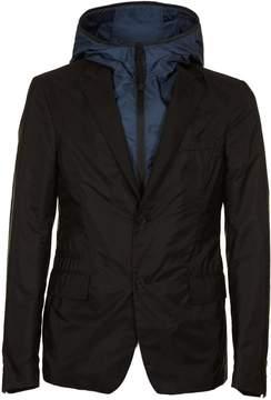 Prada Linea Rossa Prada Hooded Blazer