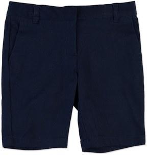 Chaps Girls 4-6x School Uniform Bermuda Shorts