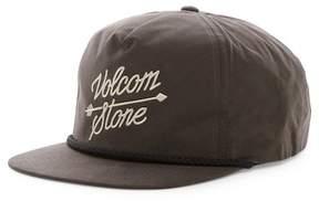 Volcom Straight Shot Snapback Cap