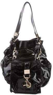 Jimmy Choo Patent Leather Tote