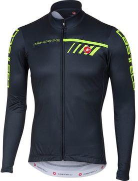 Castelli Velocissimo 2 Full-Zip Long-Sleeve Jersey