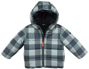 Osh Kosh Toddler Boy Midweight Buffalo Check Jacket
