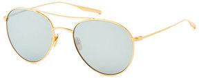 Salt Titanium Round Polarized Sunglasses