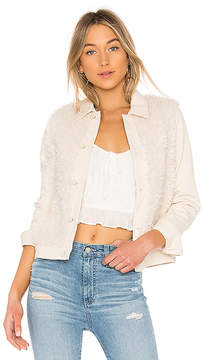 Mother The Faux Fur Cabin Fever Jacket