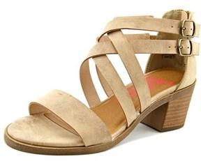 Jellypop Honeydew Women Open Toe Synthetic Sandals.