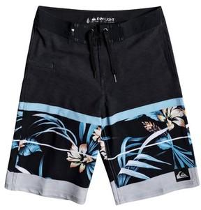 Quiksilver Boy's Slab Island Vee Board Shorts