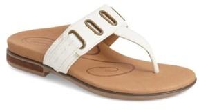 Aetrex Women's 'Zara' Flip Flop
