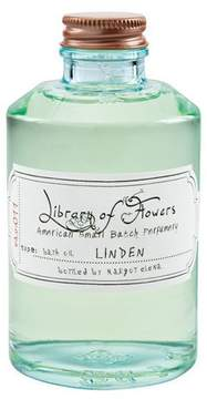 Library of Flowers Linden Bath Oil