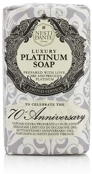 Nesti Dante 7070 Anniversary Luxury Platinum Soap With Precious Platinum (Limited Edition)
