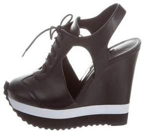 Ruthie Davis Sandal Kicks Wedges