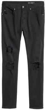 H&M Twill Pants Skinny fit