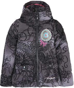 Desigual Fancy padded coat