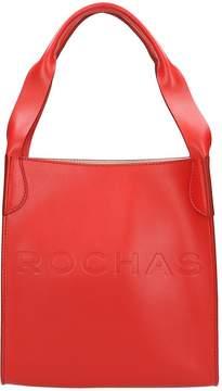 Rochas Boxy Tote Bag