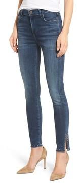 Citizens of Humanity Women's Rocket Split Hem Ankle Skinny Jeans