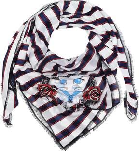 Karl Lagerfeld Captain Silk Blend Wrap