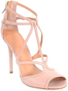Halston Monica Leather Sandal