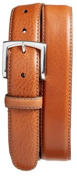 Bosca Men's The County Line Leather Belt