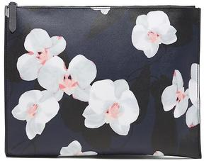 Orchid Large Expandable Pouch
