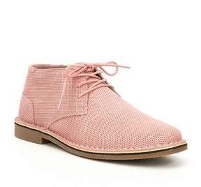 Kenneth Cole Reaction Men's Desert Suede Perforated Chukka Boots