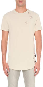 Criminal Damage Shoreditch cotton t-shirt