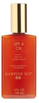 Hampton Sun Oil Spray SPF 4/4 oz.