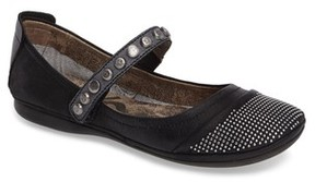 OTBT Women's Protestor Mary Jane Flat