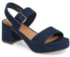 Coconuts by Matisse Women's Charger Platform Sandal