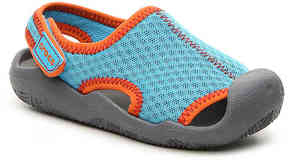 Crocs Boys Swiftwater Toddler & Youth Water Shoe