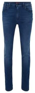 HUGO Boss Cotton Jean, Skinny Fit 734 36/34 Turquoise