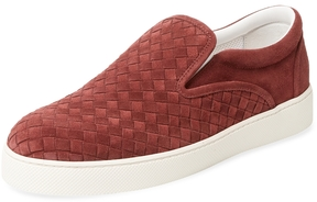 Bottega Veneta Men's Padded Slip-On Sneaker