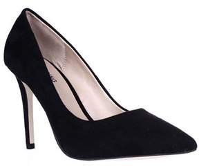 Call it SPRING Agrirewiel Pointed Toe Dress Pumps, Black.