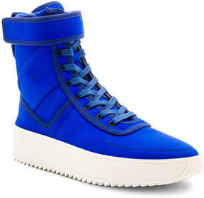 Fear Of God Neoprene Military Sneakers