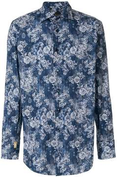 Billionaire classic collared shirt