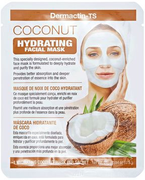Dermactin-TS Coconut Hydrating Face Mask