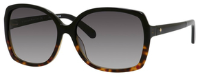Safilo USA Kate Spade Darilynn Rectangle Sunglasses