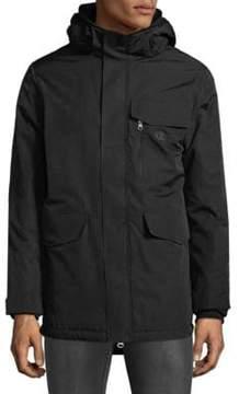 Champion High Performance Hooded Jacket