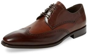 Mezlan Men's Derby Leather Shoe