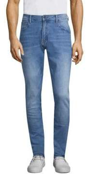 PRPS Washed Skinny Fit Jeans