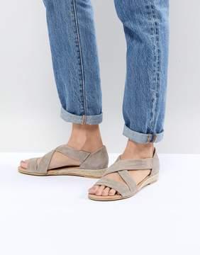 Office Hallie Suede Espadrille Sandals