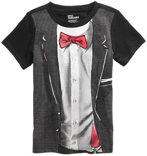 Epic Threads Bow Tie Graphic-Print T-Shirt, Little Boys (4-7), Created for Macy's
