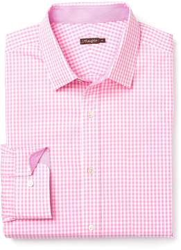 J.Mclaughlin Gramercy Regular Fit Shirt in Gingham