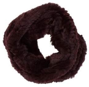 Adrienne Landau Fur Infinity Scarf
