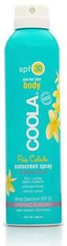 Coola Eco-Lux Sport Continuous Spray SPF 30 Sunscreen, Pi&241a Colada, 8.0 oz.