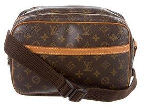 Louis Vuitton Monogram Reporter PM - BROWN - STYLE