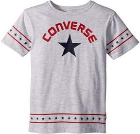 Converse Star Trim Tee Girl's T Shirt