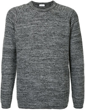 EN ROUTE slouchy crew neck jumper